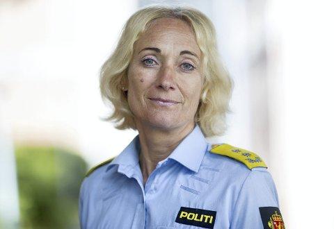 REKTOR: – Utdanningssenteret ved Sæter vil fortsatt være svært viktig i etter- og videreutdanningen i politiet, forsikrer rektor Nina Skarpenes ved Politihøgskolen.