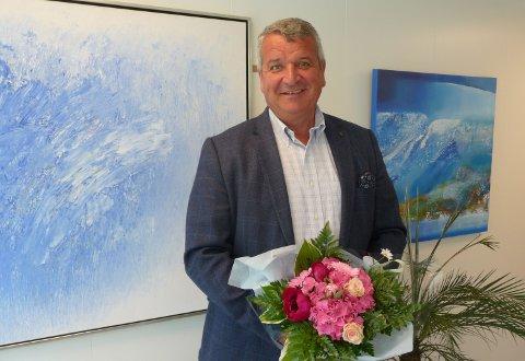 Rune C. Vamråk går av som konsernsjef i Gudbrandsdal Energi.