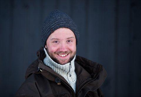 Even Agerup er naturfotograf og har startet opp sin egen virksomhet, der han guider andre fotografer til motivene på Dovrefjell.
