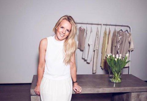 MOTESUKSESS: Anne Børresen (39) designer klær som selges i 50 eksklusive butikker i Norge. Nå er de også på tur ut i Europa.