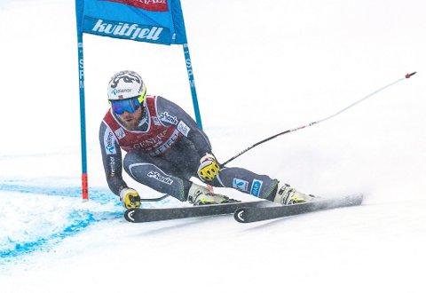 Kjetil Jansrud ble andremann i verdenscupfinalen i utfor.