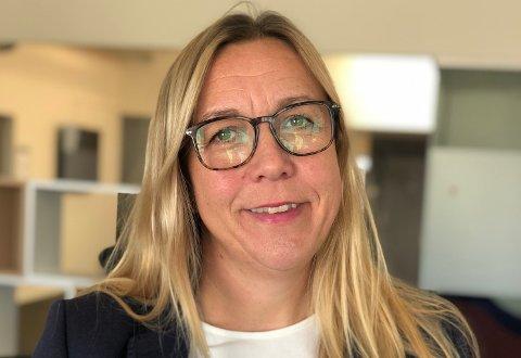 Lena Holm Berndtsson skal ansette leder for Familievernkontoret avdeling Vest, med base på Lillehammer og Gjøvik