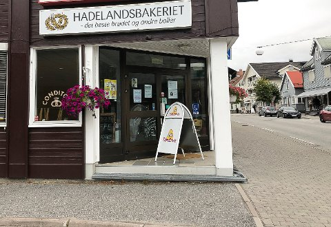 STENGT: Hadelandsbakeriet har vært stengt siden 20. september.