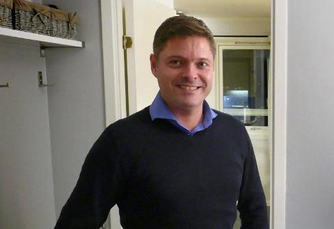 GUNSTIG: Lars Håkon Nohr i Aktiv Halden mener det fortsatt er gunstige priser i Halden.