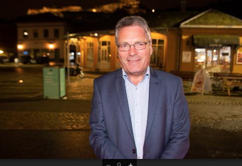 Thor Edquist var en blanding av skuffet, lettet og motivert etter valgvaka mandag kveld. Men aller mest er han motivert for fire nye år som ordfører.