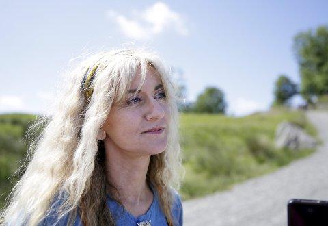 FORNØYD: Marit Synnøve Vea.