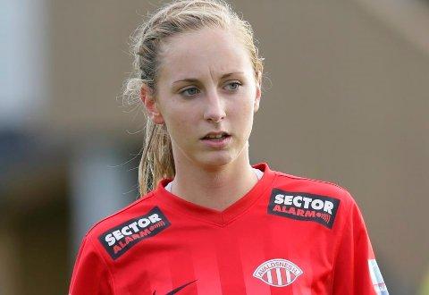 FORTSETTER: Hanna Dahl er ute av tenkeboksen og har signert ny kontrakt med Avaldsnes.