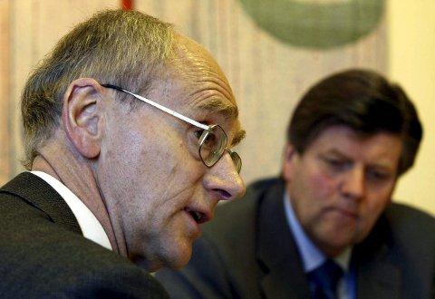 Bidrar: Professor Jan Fridthjof Bernt er med på konferansen.