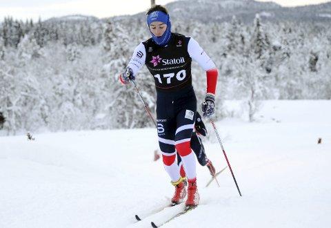 OPPSUMMERING: Juniorene fra Halsøy og Mosjøen har startet norgescupen, og Aleksander Slydahl  mener det er mer å gå på.  Foto: Arne Brunes