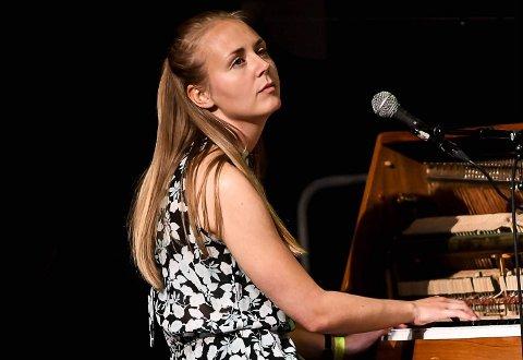 JULEKONSERT: Liv Andrea Hauge er én av mulighetene om du ønsker en konsertopplevelse før jul.