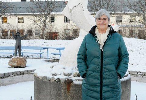 KANSKJE: Graneordfører Ellen Schjølberg sier at kommunen foreløpig ikke har vurdert såkalt søringkarantene.