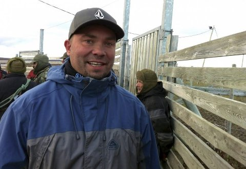 FORNØYD: Are Smuk Figved er direktør i Finnmark Rein AS og fornøyd etter å ha vunnet fram med anken mot Bring Transportløsninger AS etter en transport av kjøtt til Østlandet i 2016.