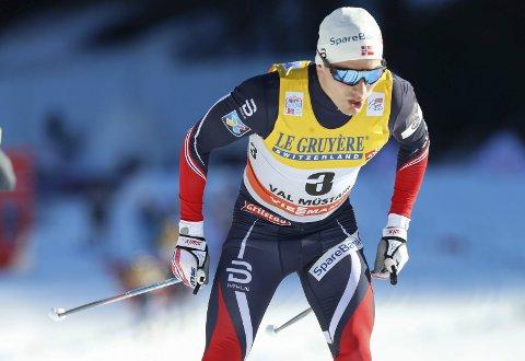 Ble nummer seks: Finn Hågen Krogh. Arkivfoto