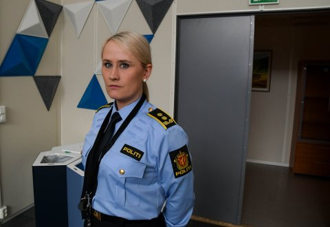 ETTERFORSKER SAKEN: Politiadvokat Therese Hofrenning bekrefter at de har siktet en person i sammenheng med videoene som nå spres på sosiale medier.