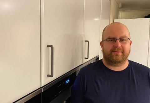 INP: Fredrik Dolonen fra Vadsø er fylkesleder for Industri- og Næringspartiet (INP) i Troms og Finnmark.