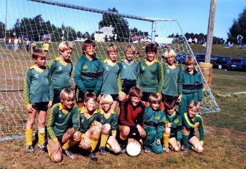 FØR SYNDEFLODEN: Uskyldige barnefjes på Grue Cup - noen år før alvoret gikk opp for dem.