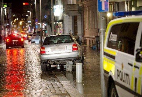 Ruskjøring: Mørketallene er sannsynligvis store, samtidig som mange blir stoppet ruspåvirket bak rattet. Foto: Fredrikstad Blad