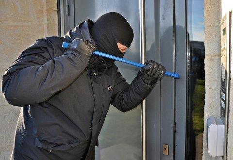 LOVBRUDD: Det er i snitt 40 anmeldte lovbrudd per tusen innbyggere i Holmestrand kommune hvert år. På landsbasis er dette antallet på 57 per tusen. Illustrasjonsfoto