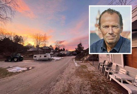STORINVESTERING: Kragerøfjorden camping holder til på Ørvik på Stabbestad. Ivar Tollefsen kjøpte campingen i februar.