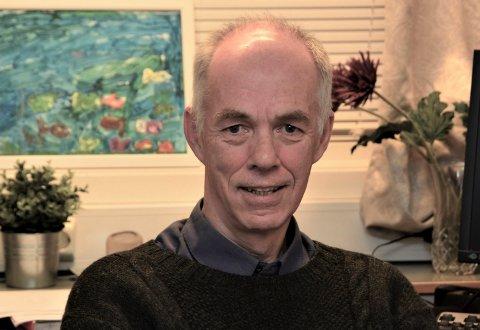 OPPMUNTRING: Psykologspesialist Sturla Helland i Kvinnherad kommune håpar Magnus Eide sin openheit kan vera til oppmuntring for andre. (Arkivfoto)