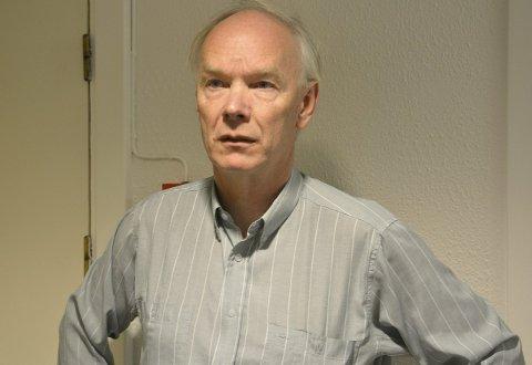 KJEMPER: Per Olaf Lundteigen har invitert til dialogmøte om politireformen i Veggli.
