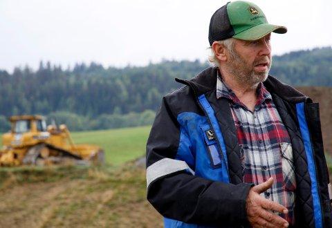 ENGASJERT: Dag Fossen har skrevet leserbrev om Bergseminaret.