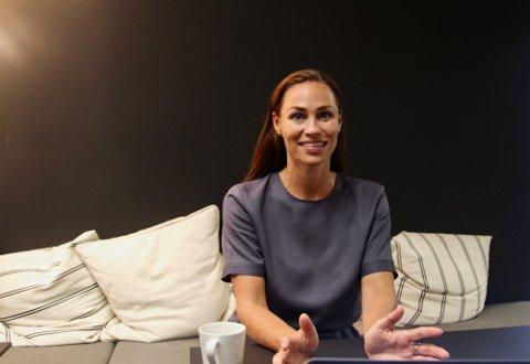 – Folk bekymrer seg altfor lite, sier Cecilie Tvetenstrand i Danske Bank.