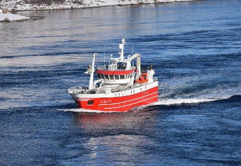 """GODT FISKE: """"Ballstadøy"""" fisket for 48,7 millioner i fjor."""