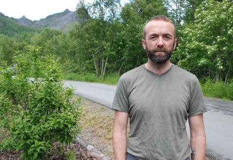 SKUFFET: Kommuneoverlege Jan Håkon Juul håper at flere melder seg til å få vaksinedose to i tiden framover.
