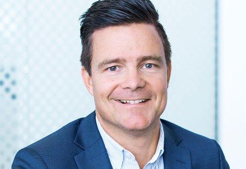 Kyrre Lømo fra Stabekk har jobbet innen sport i ni år. Nå tar han over roret som sjef for Fenix Outdoor Norge.