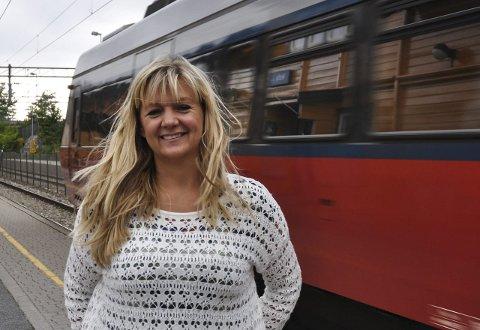 Toget gikk: Toget gikk i forhold til fire år i posisjon, men Bygdelistas Eirin Bolle lover en kritisk opposisjon.Foto: Halvorsen