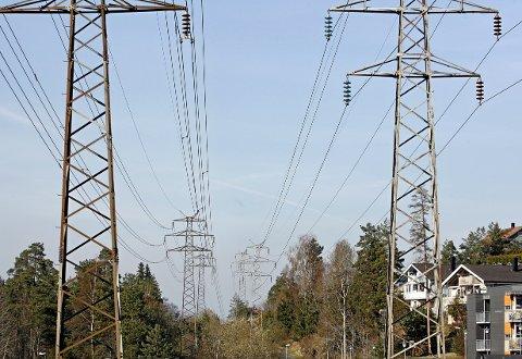 Strømførende: Artikkelforatter Lübeck stiller en del spørsmål vedrørende dagens energipolitikk.