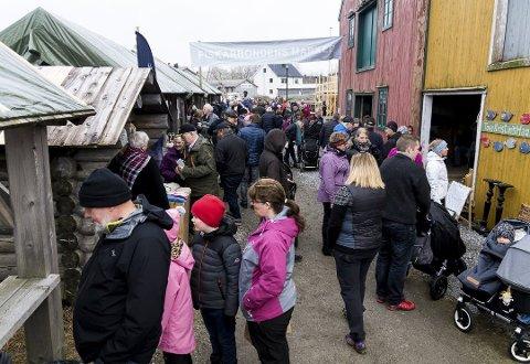 INGEN FOLKEFEST I ÅR: Smittesituasjonen gjør at styret i Skreifestivalen velger å avlyse årets festival.