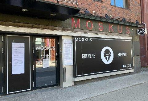 AVVIK: Det ble registrert avvik hos Bar Moskus i Olav Tryggvasons gate i helga.