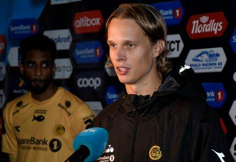 ANGRER: Ulrik Saltnes har gått ut på Twitter for å beklage uttalelsen rettet mot TILs supportere.