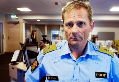 Det er mange meninger og antagelser om politiets organisering og prioriteringer. Det er viktig for meg som politimester å formidle at bildet er sammensatt., skriver politimester Johan Brekke i Innlandet.
