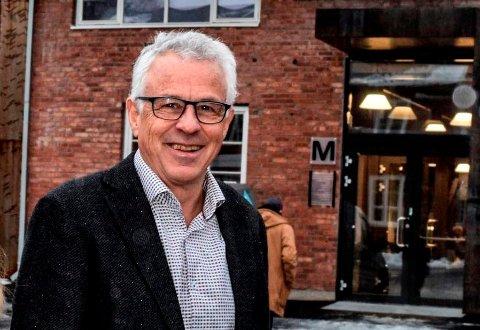 """SPORE TIL INNSATS: Gjøvikregionen får positiv omtale fra NHO. Regionsjef Tore Jan Killi synes resultatene i Kommune-NM snarere er en """"spore til videre innsats""""."""