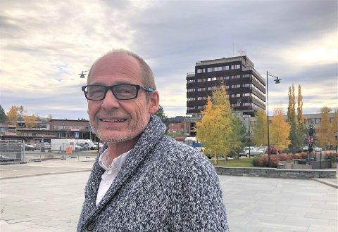 Tron Nytrøen er daglig leder i Hypex Bio Norge AS