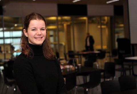 GRÜNDER: Kari Trøan Sundt fra Vingelen