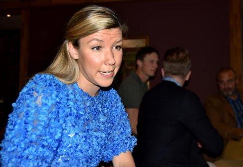 TODELT REAKSJON: Anna Molberg sikrer mandatet for Høyre i Hedmark, men partiet mister regjeringsmakten.