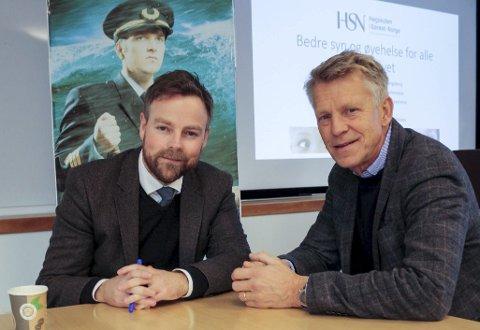 Prorektor Kristian Bogen ved Høgskolen i Sørøst-Norge hadde ønsket seg langt med midler fra kunnskapsminister Torbjørn Røe Isaksen til å dekke ekstrakostnader i forbindelse med fusjonen.
