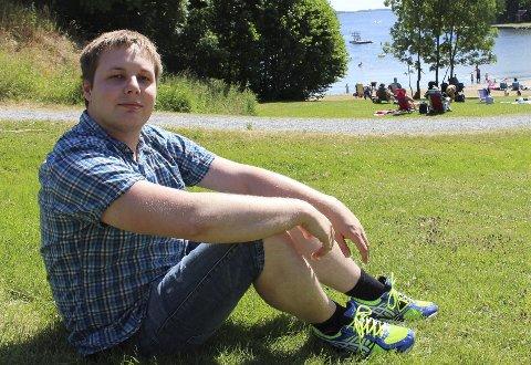Eirik Sundmark fra Heistad er med i et internasjonalt vitenskapelig prosjekt som skal presenteres på en stor messe i Boston i november. Prosjektet er arbeidskrevende, men veldig moro.