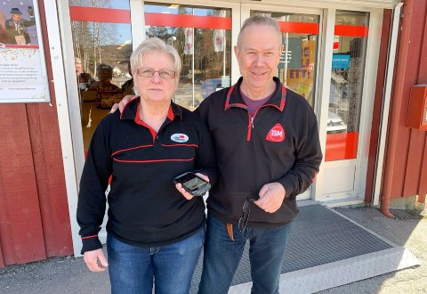 Inger og Oddbjørn Lia frykter ikke hva privatetterforskeren og Didrik Gunnestad kommer med under den varslede pressekonferansen i Langangen fredag.