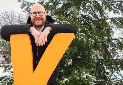 Fotokonkurranse: Isak Anderssen, rektor ved Rakkestad Kulturskole, håper at mange vil sende inn sitt bidrag til fotokonkurransen.