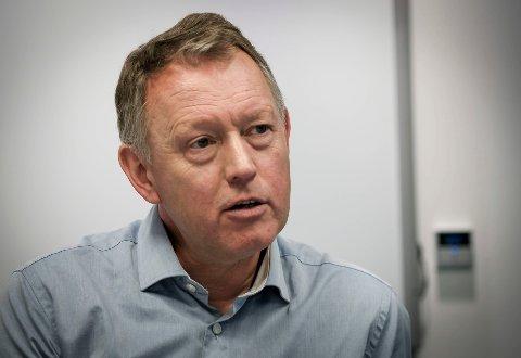 Henrik Johansen i Polarsirkelen Lufthavnutvikling AS, sier mesteparten av kostnadene utgiftsføres i stedet for å aktiveres, noe som gir et regnskapsmessig underskudd.
