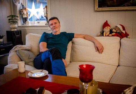 Svein Gudbrandsen har skrevet boken Vokterne. En bok ingen, bortsett fra hans nærmeste familie, visste at han skrev på.