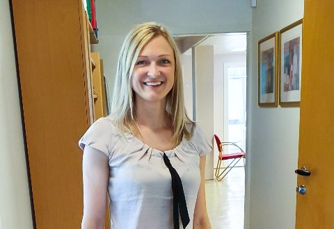 - Det handler om å være et lavterskeltilbud, en dør inn, hvor jeg skal ha oversikt over de tjenestene vi har, sier Christina Solvang (39).