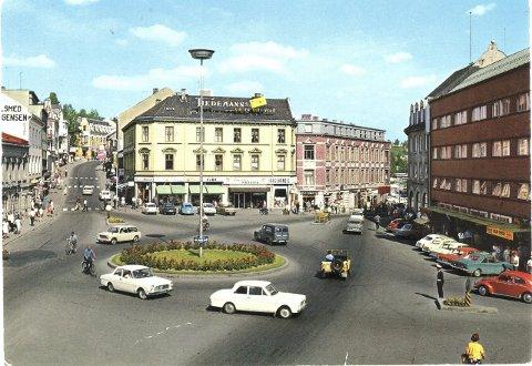 Inger Kammerud og Lise Bye Jøntvedt vil ha debatt om ubehagelige prioriteringer for utvikling av byen. Bildet er fra 1970-tallet.