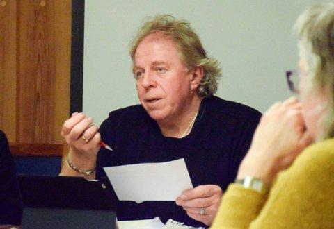 MØTES IGJEN: Arnfinn Baksvær (Ap) har innkalt utvalget til ekstramøte for å få raskere behandling av datasentersaken.