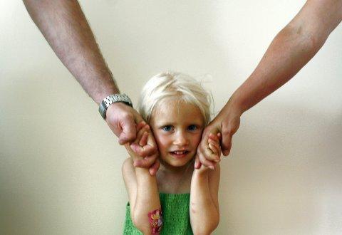 Barn forstår at voksne feiler og ikke alltid ser hva som er til det beste, verken for seg selv eller barna, mener familieterapeuten.Foto: Sara Johannessen / SCANPIX
